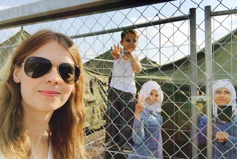 Kuidas kaitseks eestlane oma piiri naiste ja laste eest?