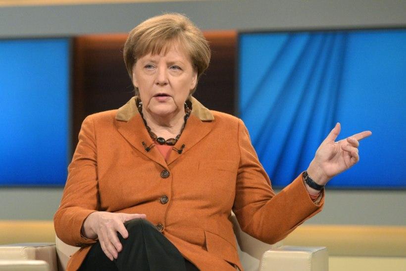 Merkel: mul puudub plaan B