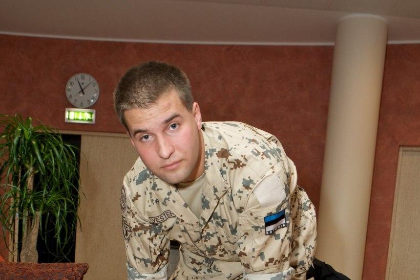 Endinesõdur küsib riigijuhtidelt: kas olete teinud kõik, et laevakaitsjad kojutuua?