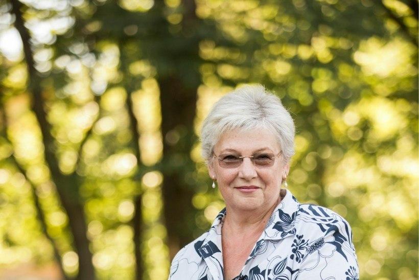 Marite Kallasma: Leinaga peab üksi toime tulema
