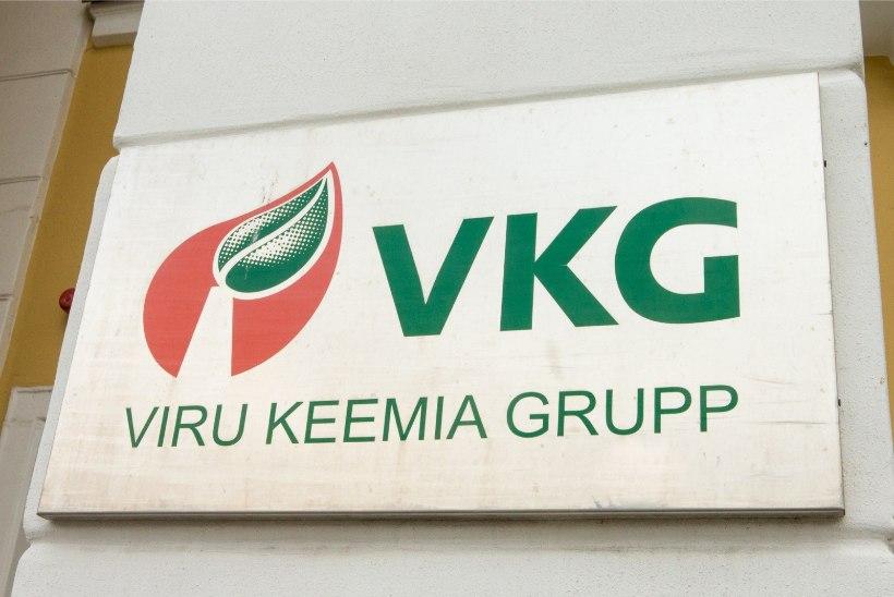 Viru Keemia Grupp teatas töötukassale 138 inimese koondamisest