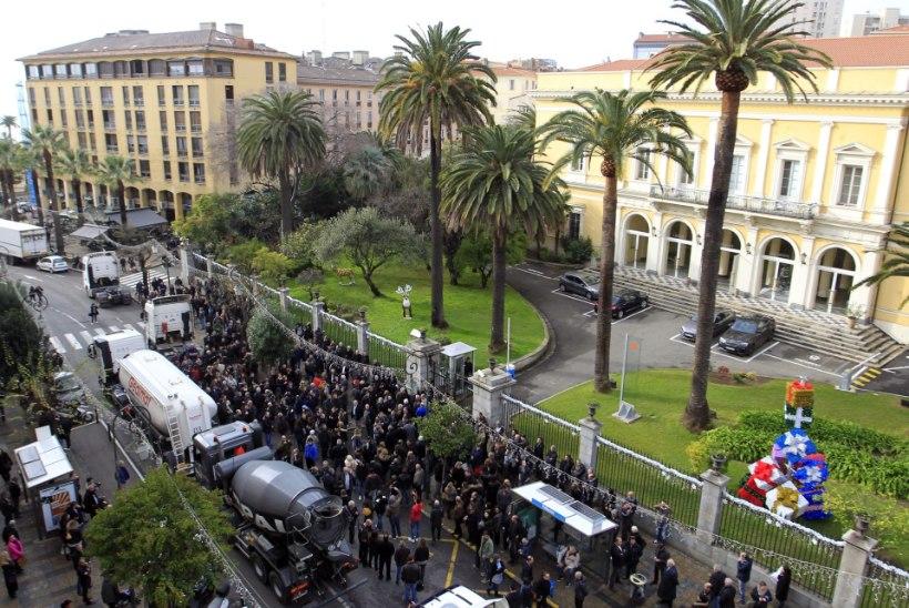 Korsiklased mässavad immigrantide vastu