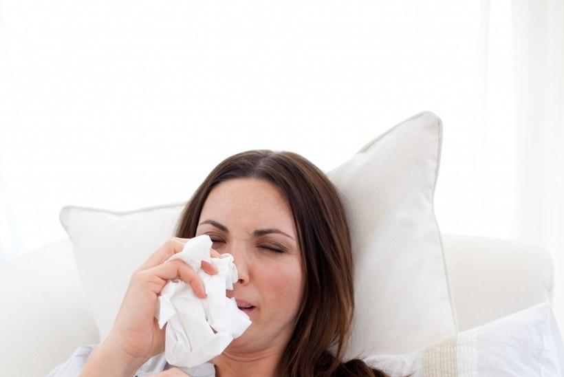 Gripi kõrghooaeg on käes: tänavu on grippi surnud kaks inimest
