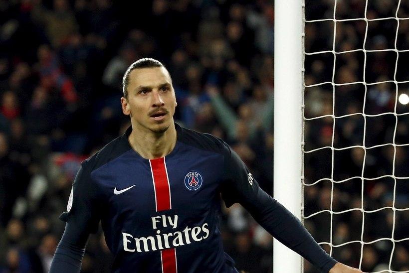 IMELINE! PSG jätkab Prantsusmaal uskumatut seeriat