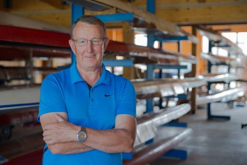 Sõudjate treener Matti Killing koostööst šveitslastega: oma treeningplaane ma lauale ei viska, meil on mõned väiksed konksud-nipid veel heast Nõukogude ajast