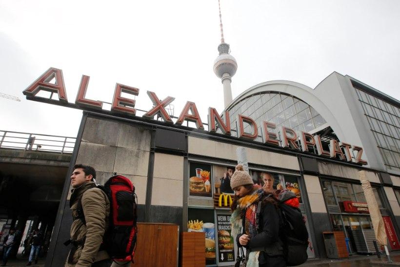 Berliinis hoiti ära terrorirünnak