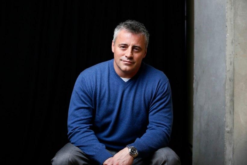 """Sõprade"" Joey hakkab ""Top Geari"" juhtima"