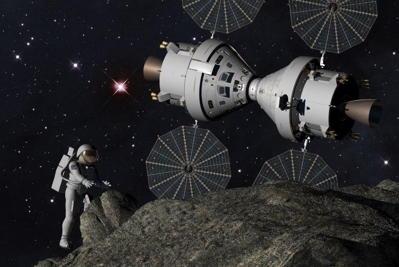 Luksemburg soovib kosmosest väärismetalle kaevandada