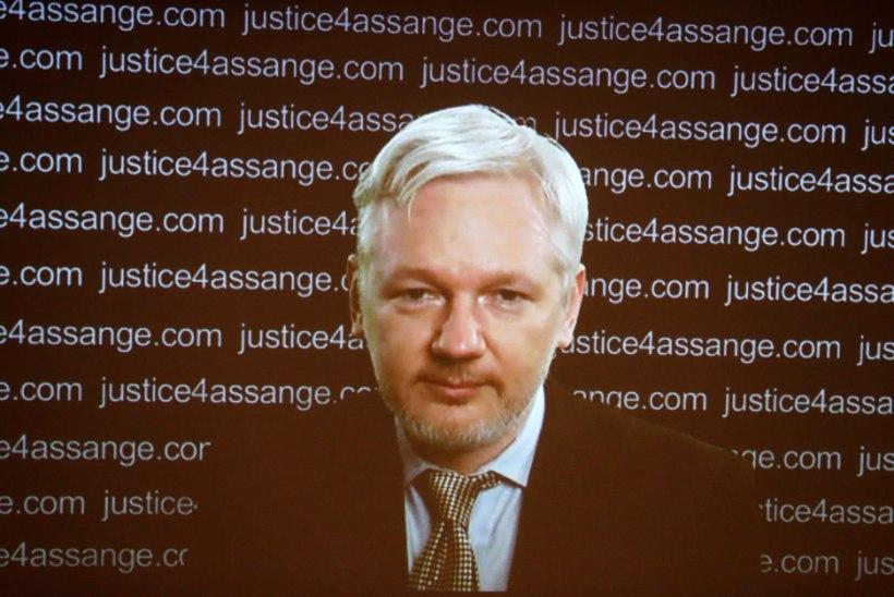 """Julian Assange: """"Üks tõeliselt tähtis võit."""""""