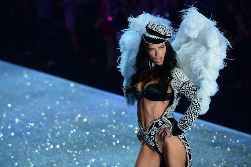 Modellid või atleedid - Victoria's Secreti kaunitarid treenivad usinamalt kui olümpiasportlased!