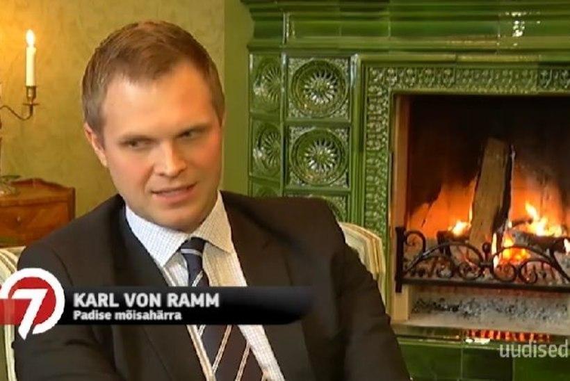 TV3 VIDEO   Kummitus käib Padise mõisahärra kaela silitamas!