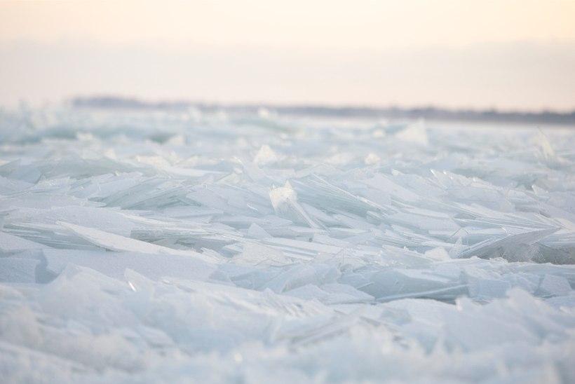 Tänasest on keelatud minna Lämmi- ja Pihkva järve jääle