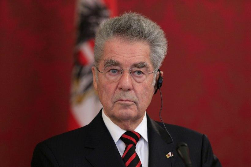Austria president läheb Putini jutule