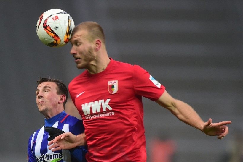 KAHJU: Klavan ja Augsburg läksid juhtima, ent kaotasid penaltist