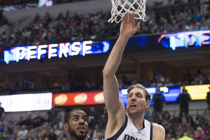NBA: Dallas sai klubi ajaloo suurima poolajakaotuse!