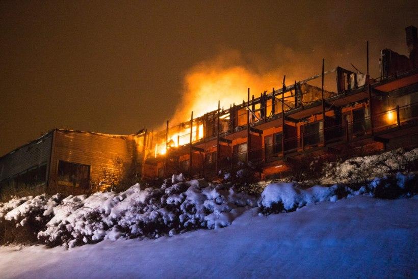 Kas maani maha põlenud hotelli Bernard oleks õige tegutsemisega saanud päästa?