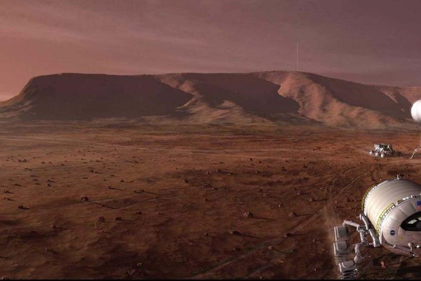 Inimkond otsib endale kosmosest uut kodu