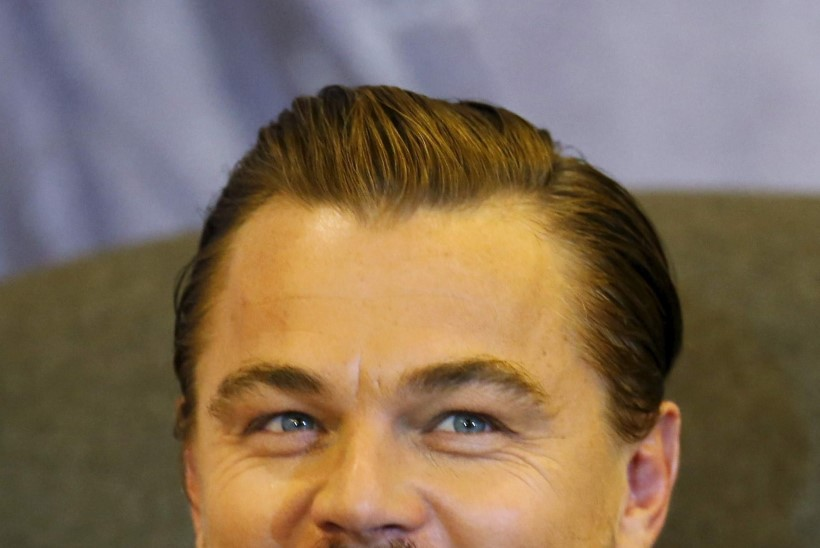 Siberlased teevad DiCapriole Oscari