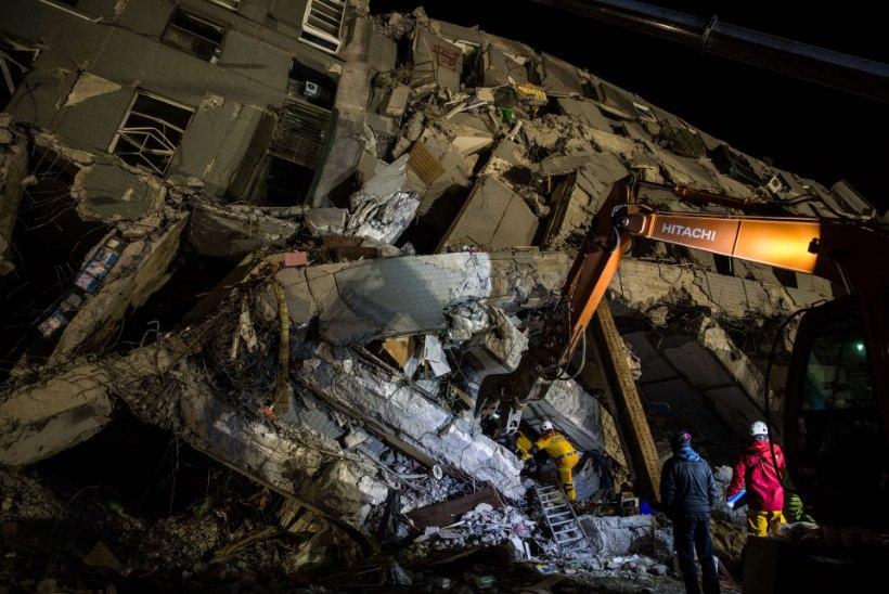 Taiwani maavärin: abikaasa surnukeha päästis naise elu