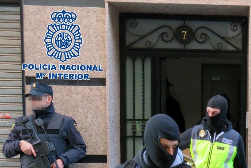 Hispaania politsei vahistas pühasõdalaste rühmitise