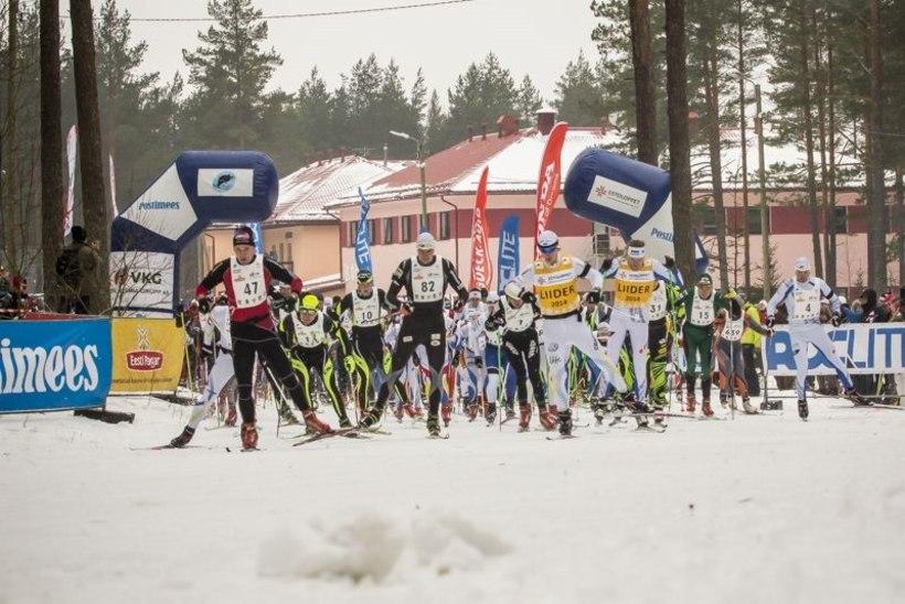 Ilmataadi vingerpussid segavad Eesti suusamaratonide läbiviimist, korraldaja: loodame, et talv pole meid veel päris maha jätnud