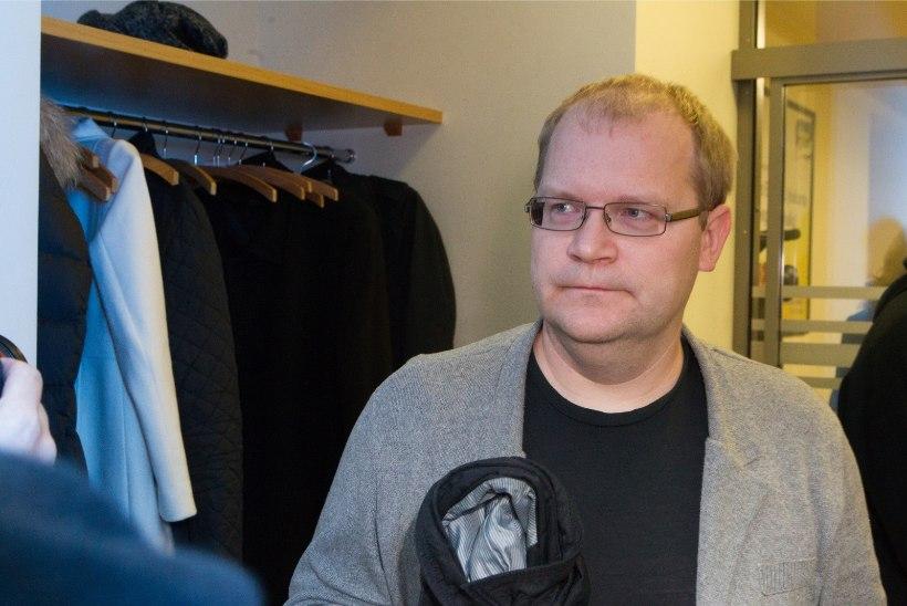 Urmas Paet: pagulasvastaseid patrulle pole Eestisse vaja