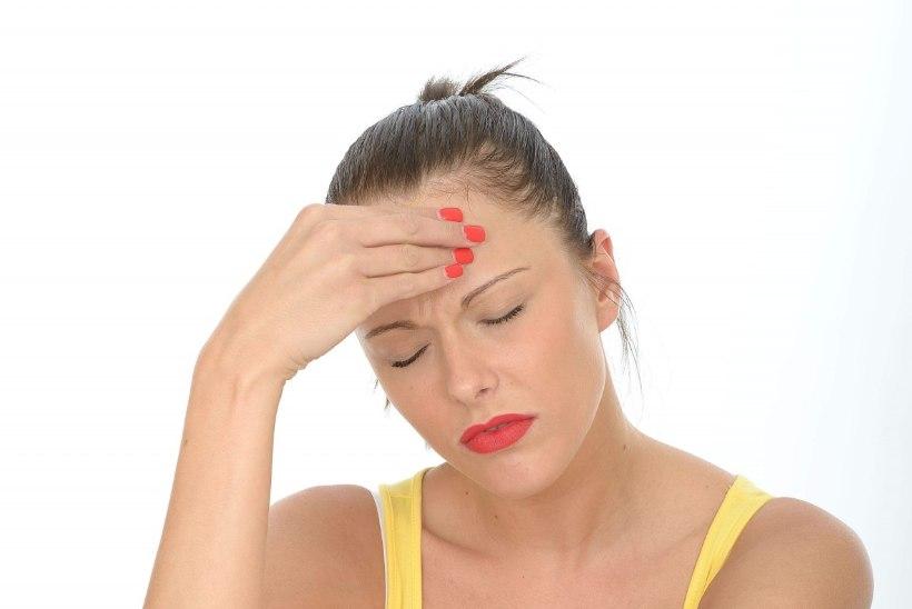 Mida teha, kui menstruatsiooni ajal pea valutab?