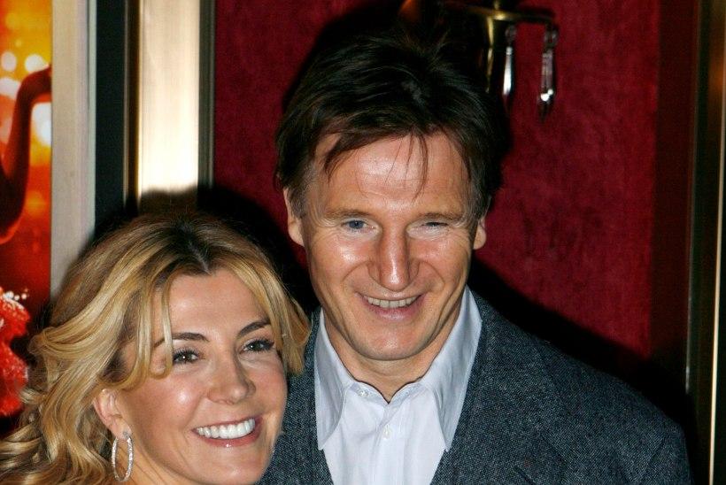 Seitse aastat lesk olnud Liam Neeson on taas armunud