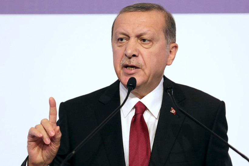 LEKITATUD DOKUMENT: Türgi president ähvardas Euroopa migrantidega üle ujutada