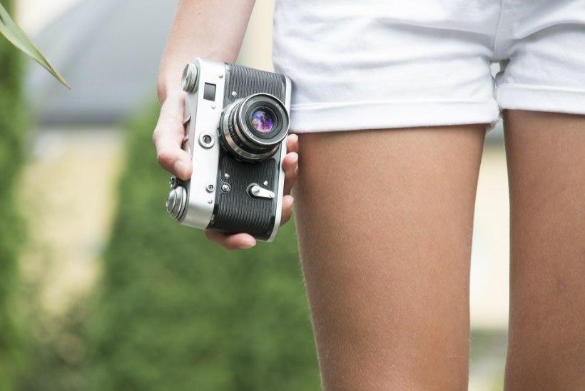 Mis juhtus, miks te mind pildistada tahate?