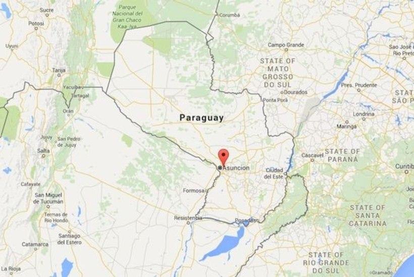 Eradetektiiv: Madeleine McCanni märgati Paraguays