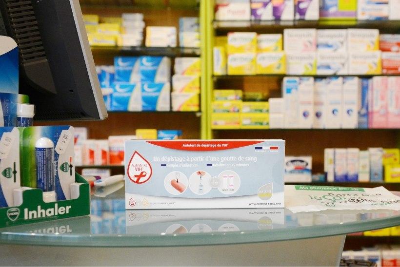 HIV kiirtest jõuab apteekidesse müügile suve lõpuks