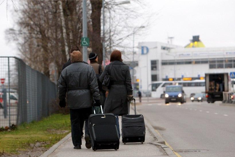 Soome tahab Tallinnast saabuvad laevad teise sadamasse suunata