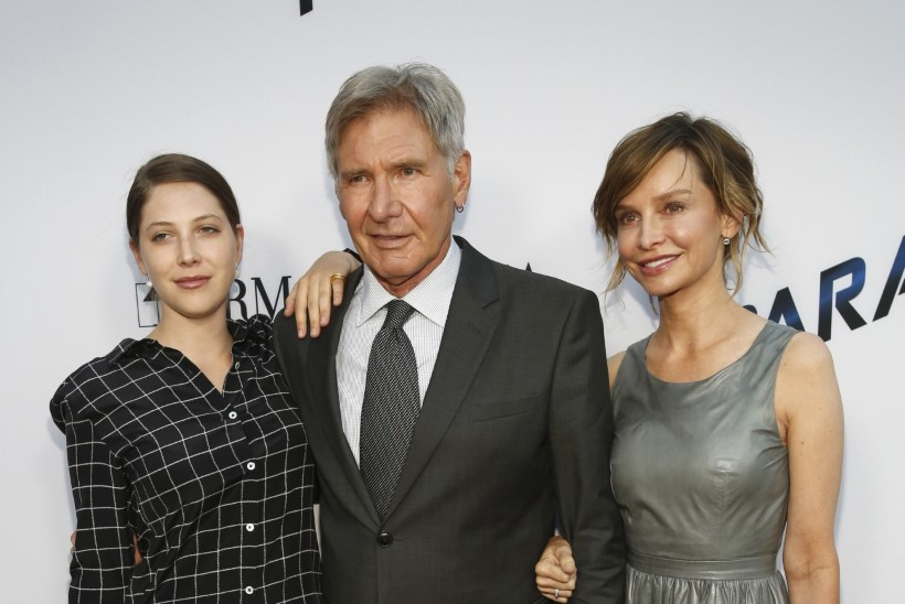 Harrison Fordi südamevalu: tütar põeb rasket haigust