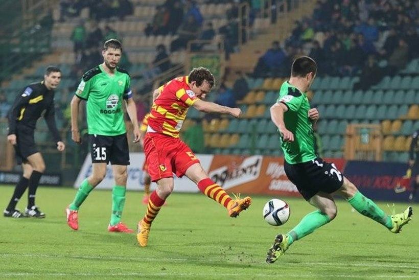 VIDEO | VÄGEV! Meeletult pika väravapõua lõpetanud Kostja tulistas Jagiellonia võidule