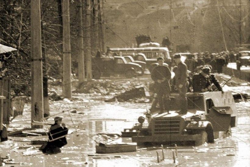 Nõukogude võimu mahasalatud katastroof: Kiievi mudalaviinis hukkus tuhandeid inimesi