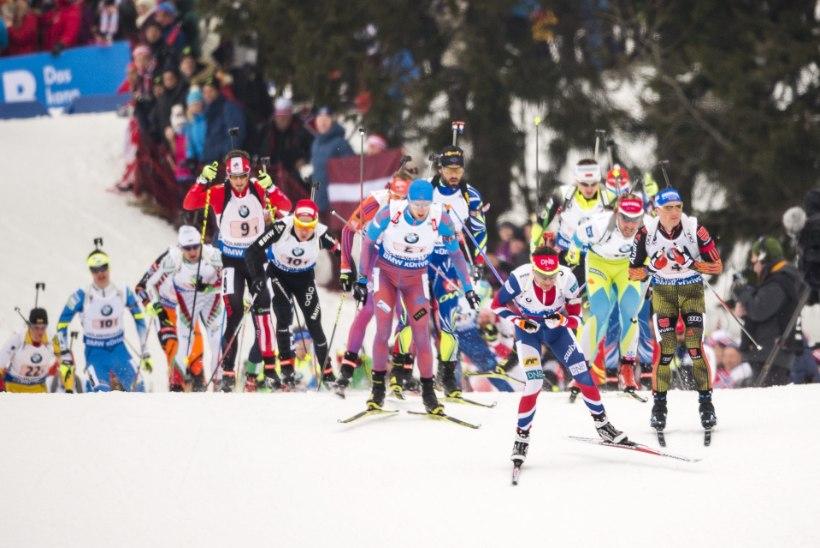 ÜLLATUS! Kanada teatenelik võitis medali, Prantsusmaa põrus, Eesti 14.