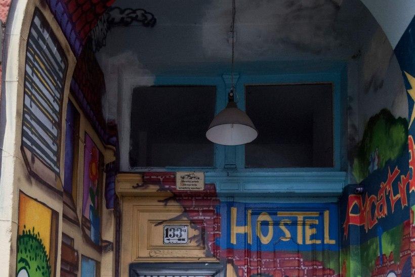 Elu hostelis: olmemuresid korvavad uued sõbrad