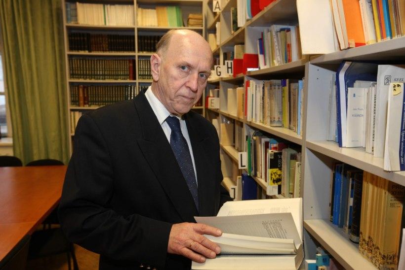 Mati Erelt: eesti keele püsimajäämise pärast eriti muretseda ei tasu