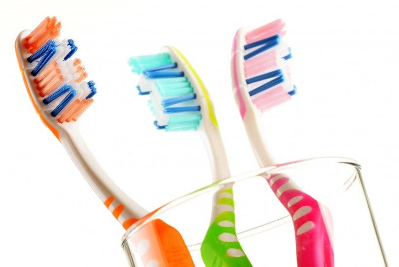 Suuhügienist: hambahari vali pigem väiksem ja kindlasti pehme