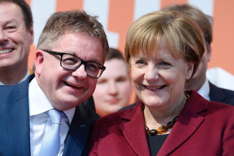 Esialgsed valimistulemused: sakslased umbusaldavad Merkeli poliitikat