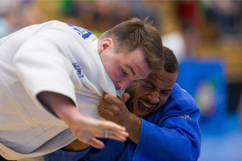 Judokate edukas Lõuna-Ameerika turnee ei toonud ikkagi olümpiapileteid