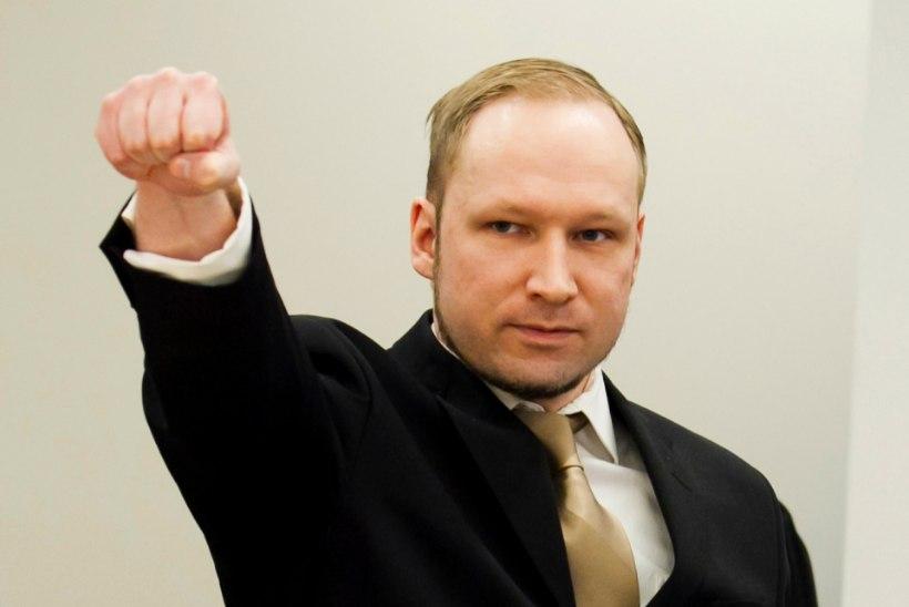 Massimõrvar Breivik nõuab endale paremaid vanglatingimusi