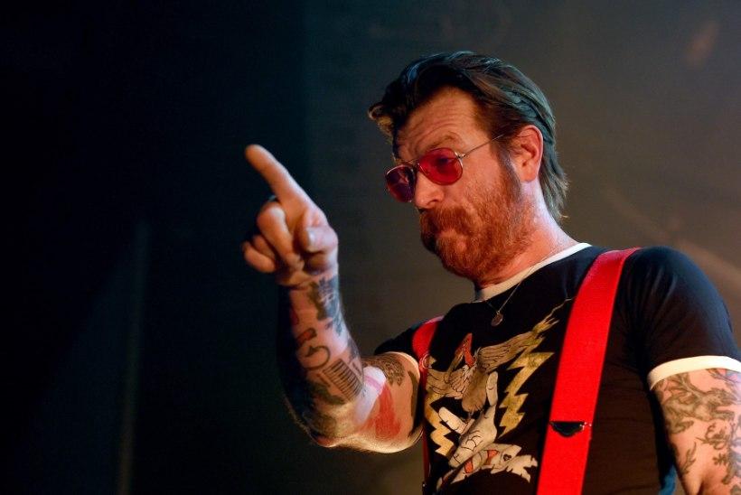 Eagles of Death Metali rokkar: turvamehed teadsid veresaunast ette