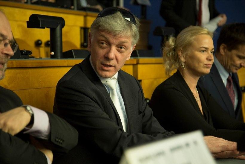 Evelin Ilves peab ebaõiglaseks, et presidendi uus kaasa maksumaksja rahaga üle külvatakse