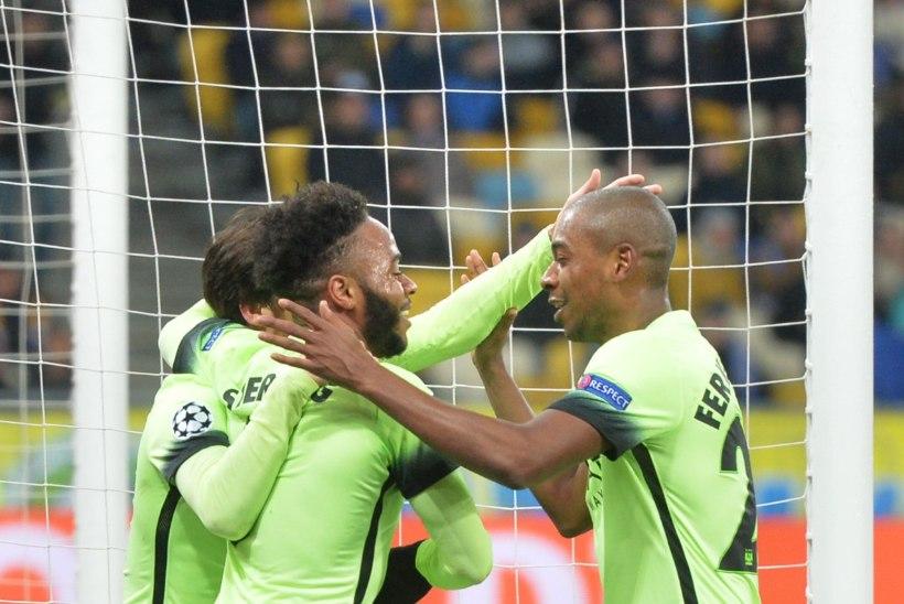 Manchester City ajaloo lävel