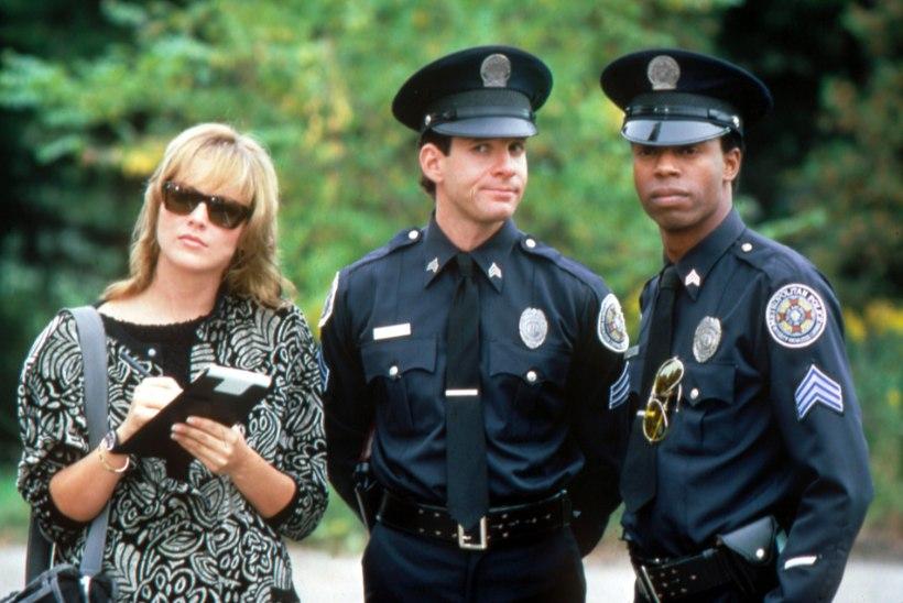 """""""Politseiakadeemia"""" täht Michael Winslow: enamik mu häälitsustest polnud filmi sisse kirjutatud"""