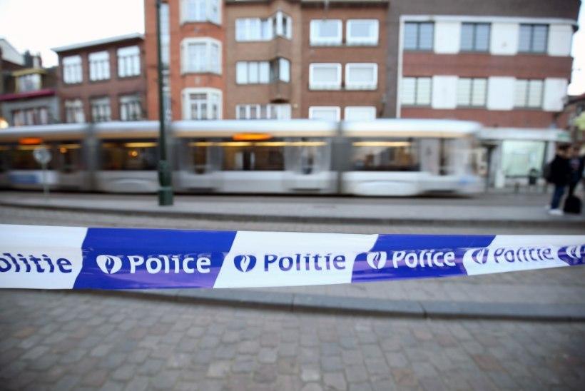 Brüsseli terrorivastane operatsioon: tühja majja sisenenud politseinikke tabas kuulirahe üllatusena