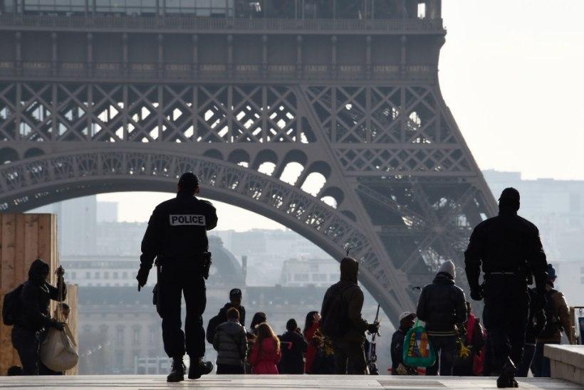 Pariisis võeti kinni rünnakuplaanidega islamiterroristid