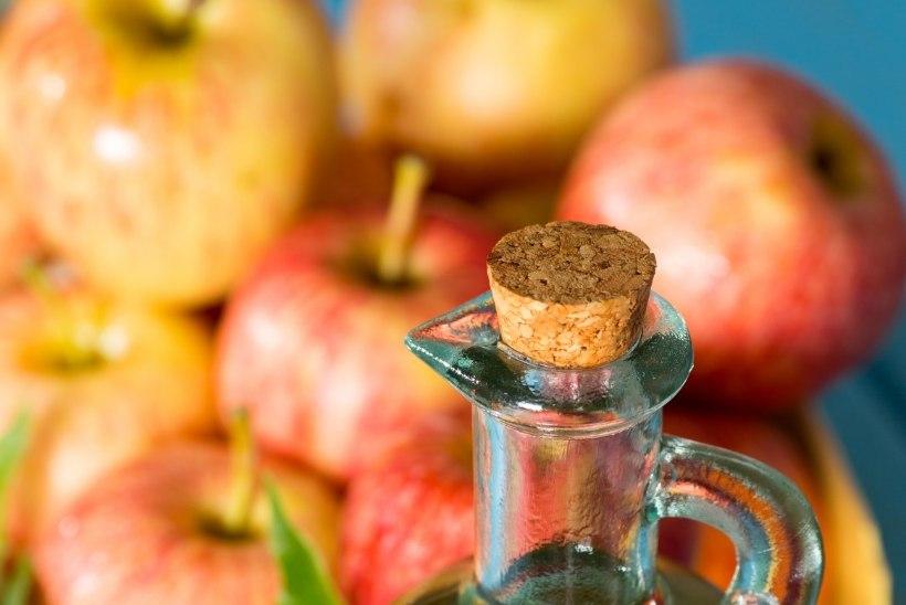 Kas õunaäädikast on kaalu langetamisel tolku?